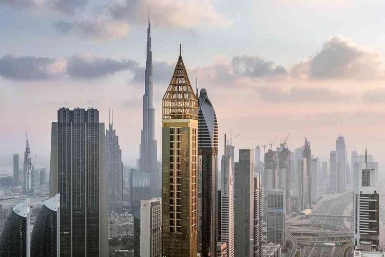 With 75-storey Gevora Dubai opens worlds tallest hotel