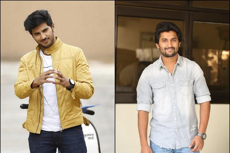 Nani to play cop along with Dulquer in upcoming Telugu flick