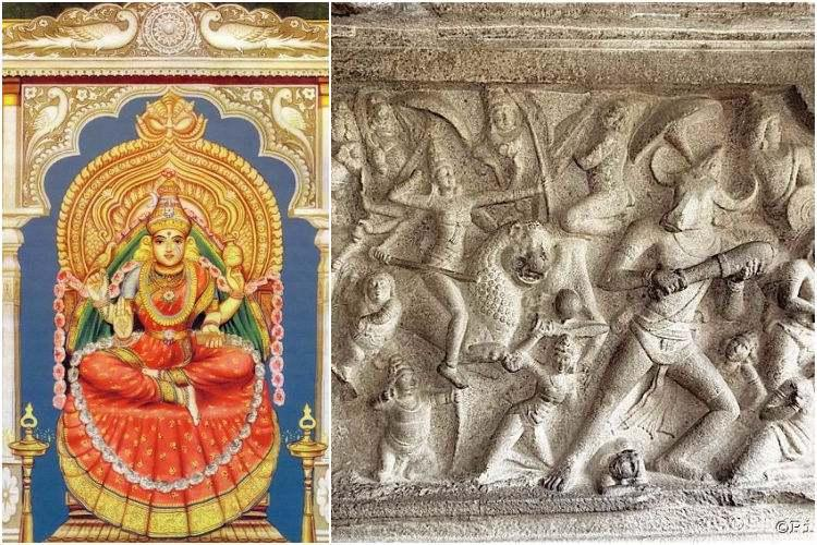 Worshiping the goddess in South India In poetry sculpture dance and song