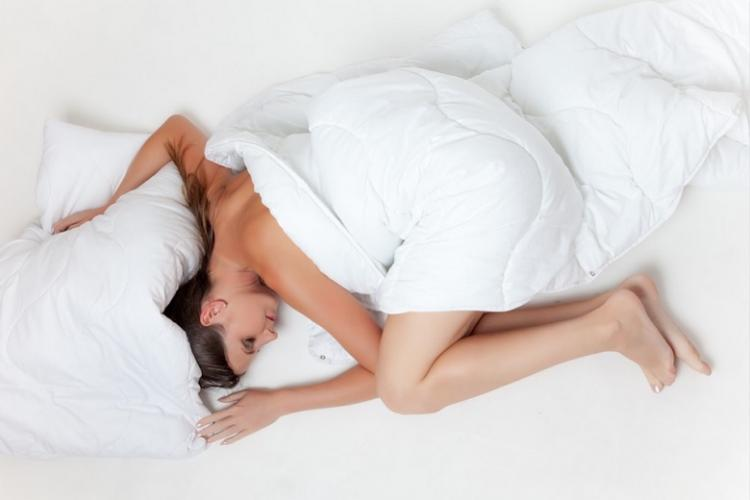 Want to perform better Think about whats under your sheets