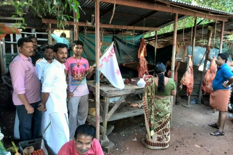 How a beef stall in Alappuzha has become a sore point between the Left and RSS