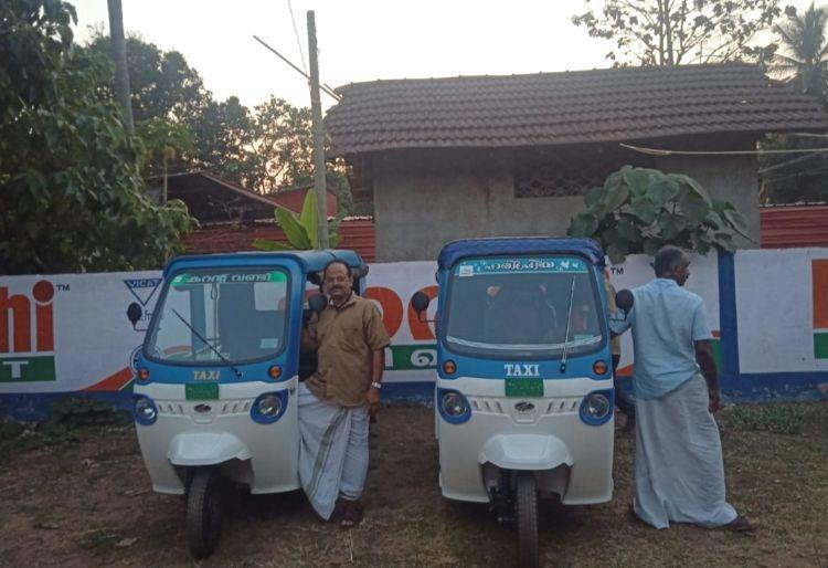 Kerala e-auto owners allege harassment by other auto drivers over loss of jobs