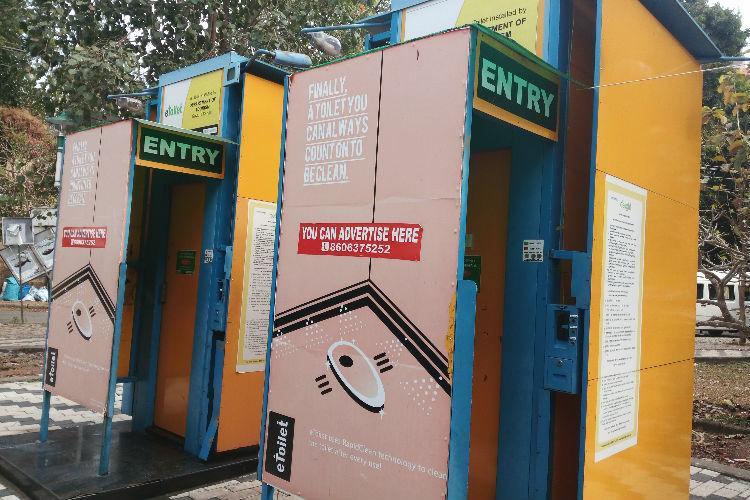 Kochi raise a stink Your public toilets are broken neglected