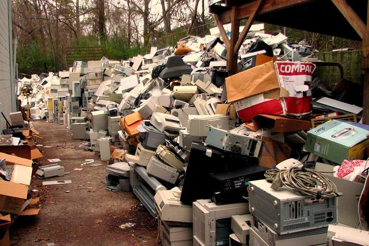 Dont dump your old laptops and gadgets this Hyd startup recycles them and pays you
