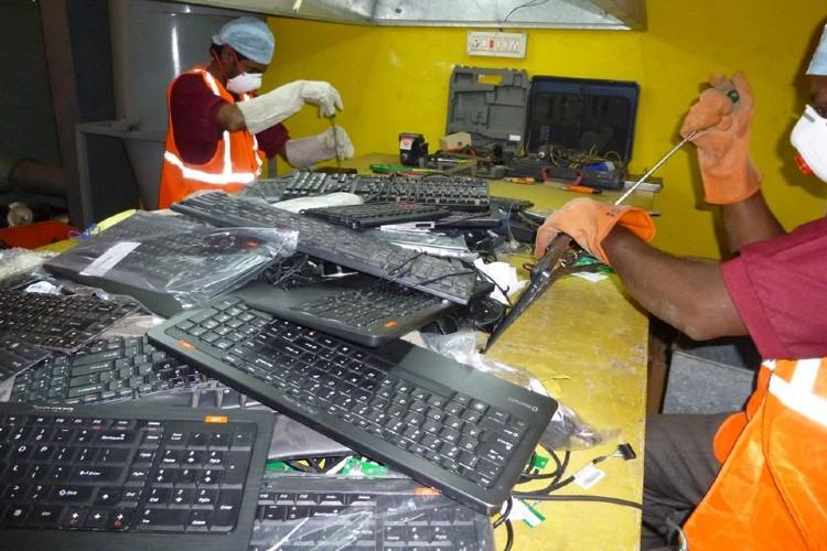 From upcycling to e-trade How organisations in Bengaluru are managing e-waste