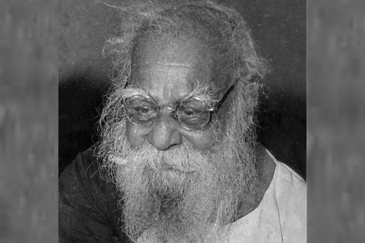 A file picture of rationalist leader EV Ramaswamy who is fondly called as Periyar