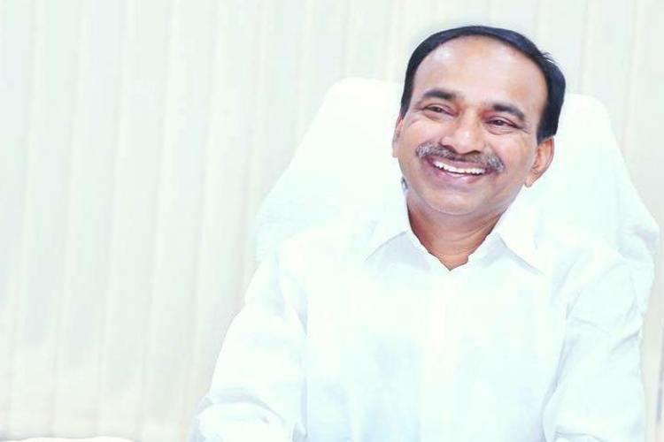 Telangana Health Min says his minister post not a biksha retracts statement later