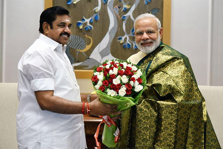 TN CM writes to PM Modi for help in releasing 6 fishermen held by Iranian Coast Guard
