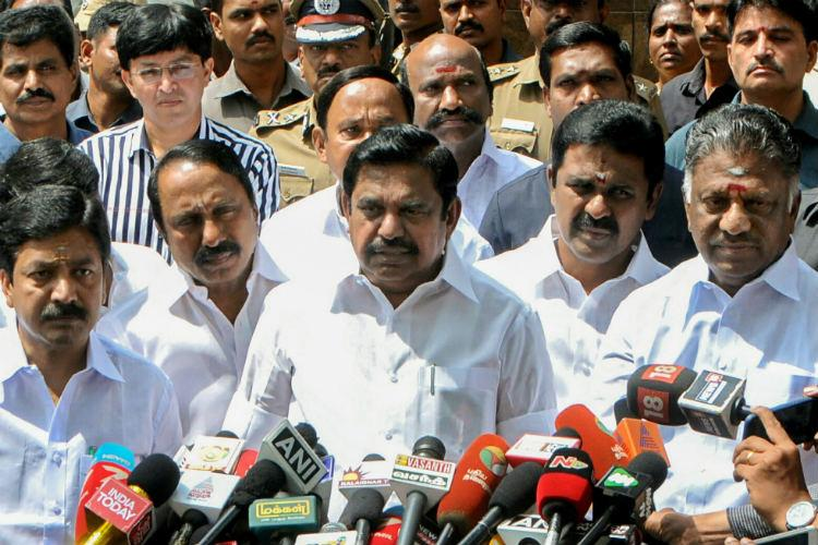TN CM acknowledges Chennai water crisis promises to regulate private water tankers