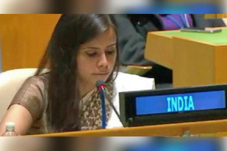 Pakistan is now Terroristan exporting global terror India hits back at Pak PM Abbasi at UN