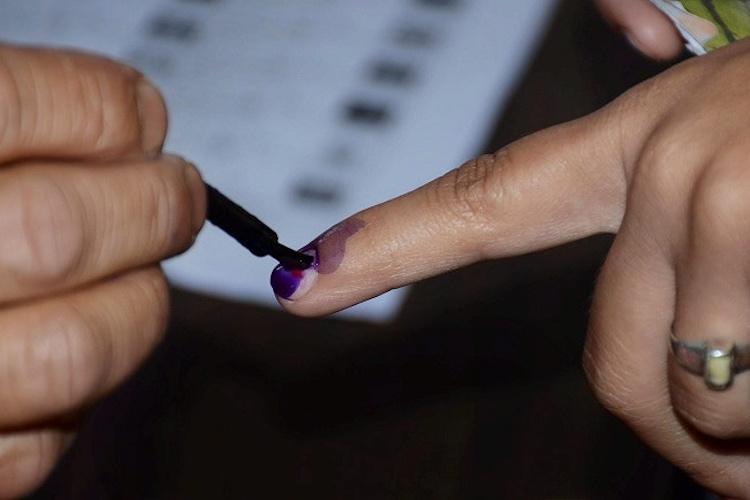 Bye-poll underway in 4 Assembly constituencies in Tamil Nadu