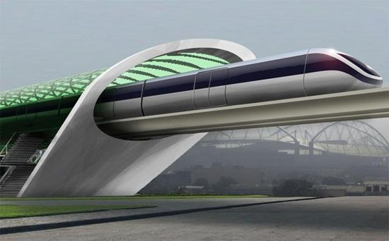 Bengaluru to Chennai in 20 minutes First hyperloop in India if citizens vote for it