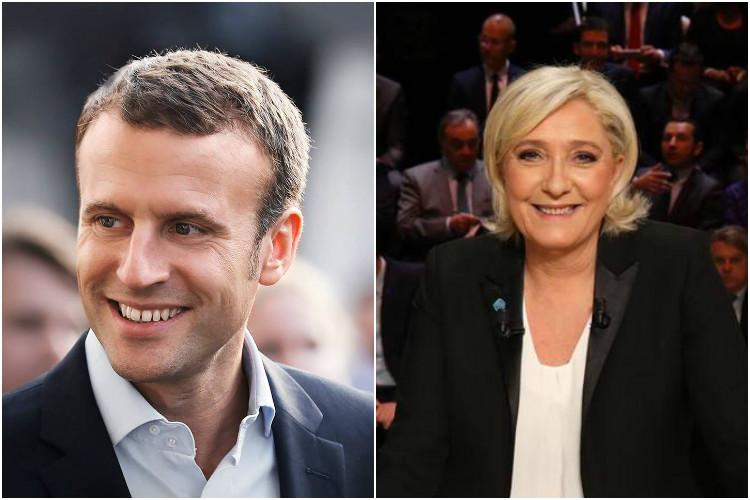 French Elections Macron or Le Pen who will bring stability peace and growth
