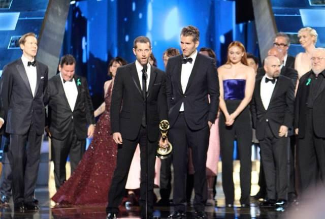 Game Of Thrones sweeps the Emmys wins record-breaking 12 awards