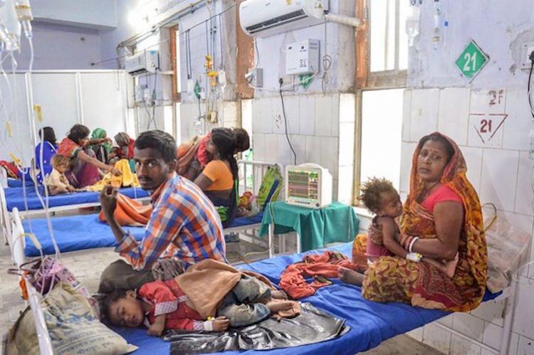 Death toll due to encephalitis in Bihars Muzaffarpur district rises to 107