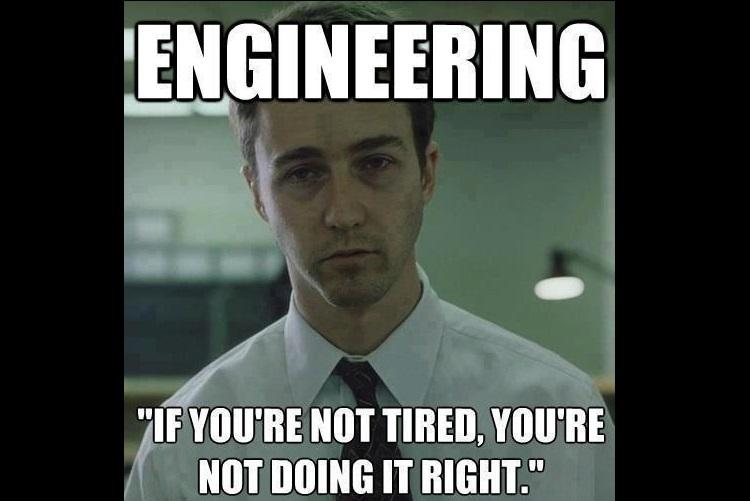 You've survived Engineering: Look back on your journey with