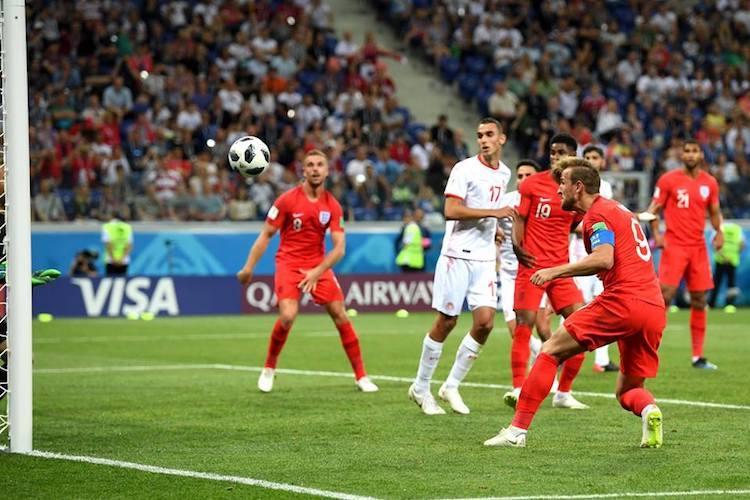 Captain Harry Kane scores twice as England edge past Tunisia