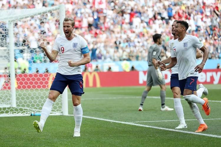 World Cup Kane scores hat-trick as England thrash Panama 6-1