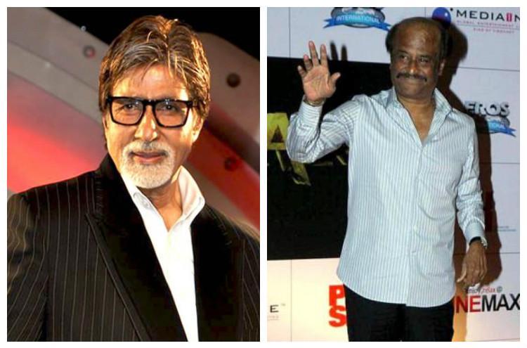Amitabh and Abhishek Bachchan to do a cameo in Rajinikanths 20