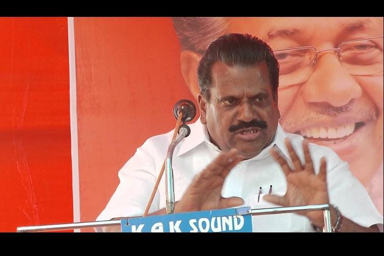 Kerala Vigilance registers FIR against former min EP Jayarajan in nepotism row
