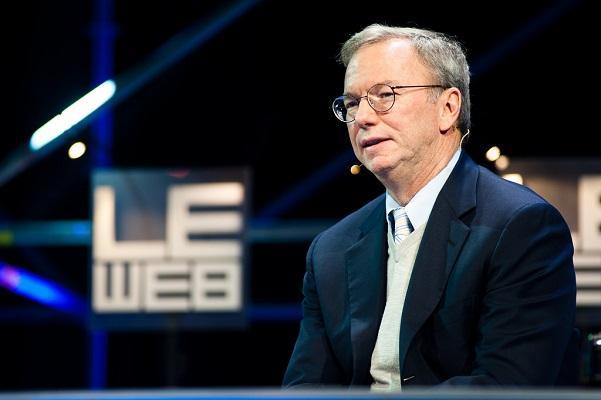 Eric Schmidt steps down as Executive Chairman of Googles parent Alphabet
