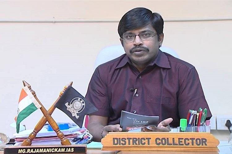 Ernakulam district collector sends hand-written letter to thousands of first-time voters