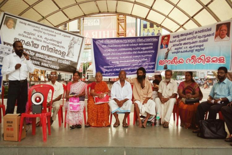 When nine unrelated families came to Ernakulam pleading for justice