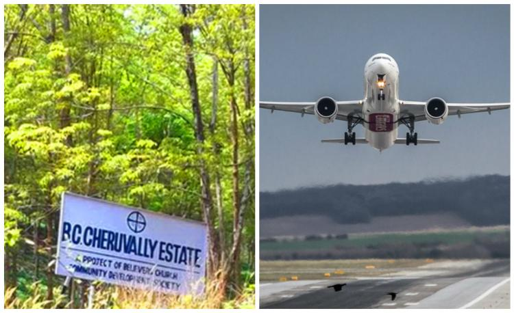 Criticism pours in church in Kerala reverses decision to support Erumely airport
