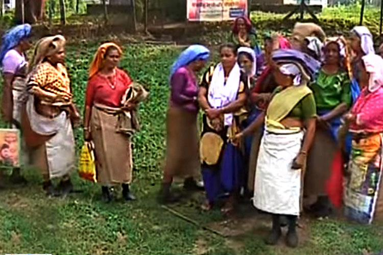 Not paid for 3 months workers of Wayanad tea estate go on indefinite strike