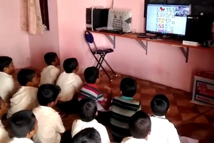 With digital classrooms this Bengaluru NGO is battling Indias severe teacher crunch