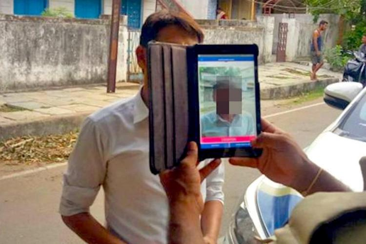 Telangana and Hyderabad police use Facial Recognition Technology for surveillance