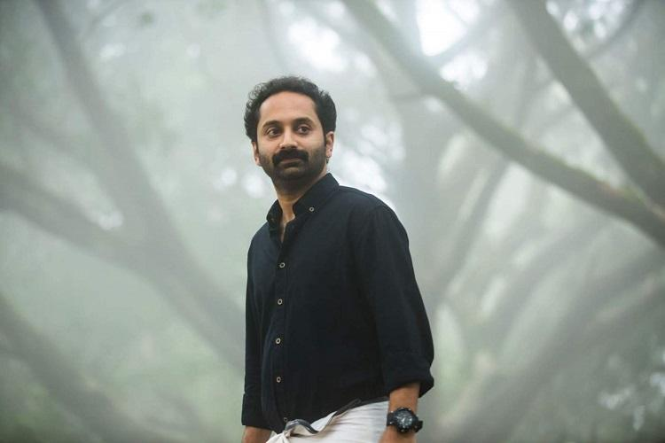 Robotic camera for action sequence in Fahadh Faasils Trance