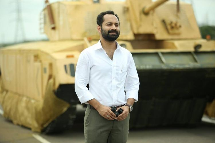 Fahadh Faasil to work with My Dear Kuttichathan fame director