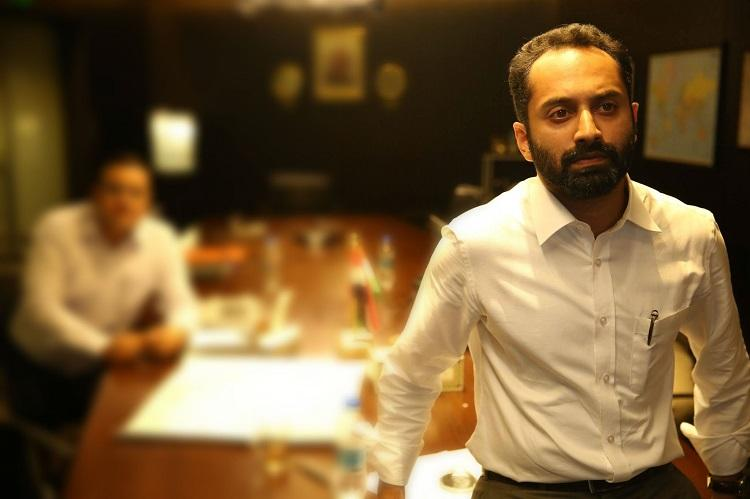 Fahadh Faasil arrested in vehicle tax evasion case, released on bail
