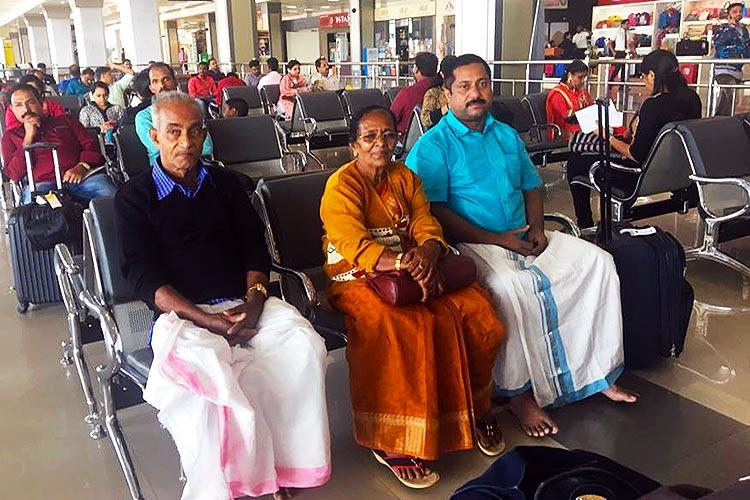 Kerala man discovers why his aged father never visited him in Bahrain it floors the internet