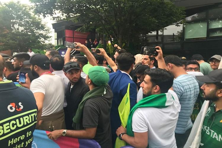 Fans detained after clashes during Afghanistan-Pakistan match