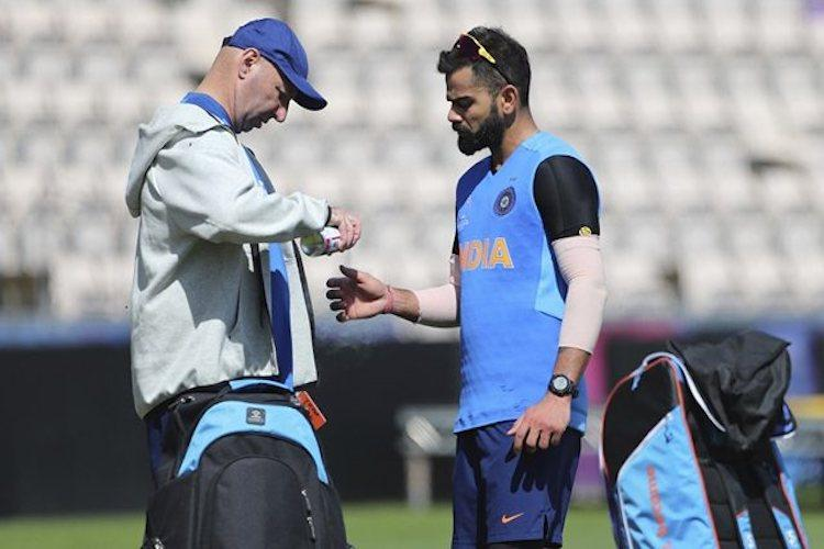 India physio Patrick Farhat wishes team thanks BCCI on last day at work