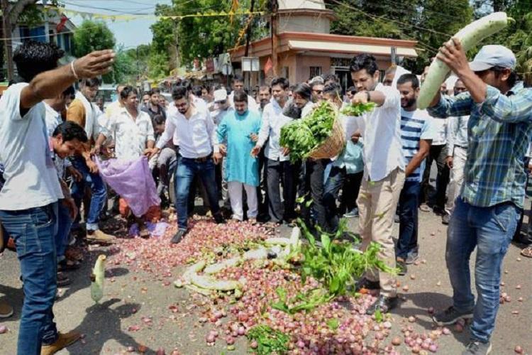 Why despite bountiful harvest farmers are in despair