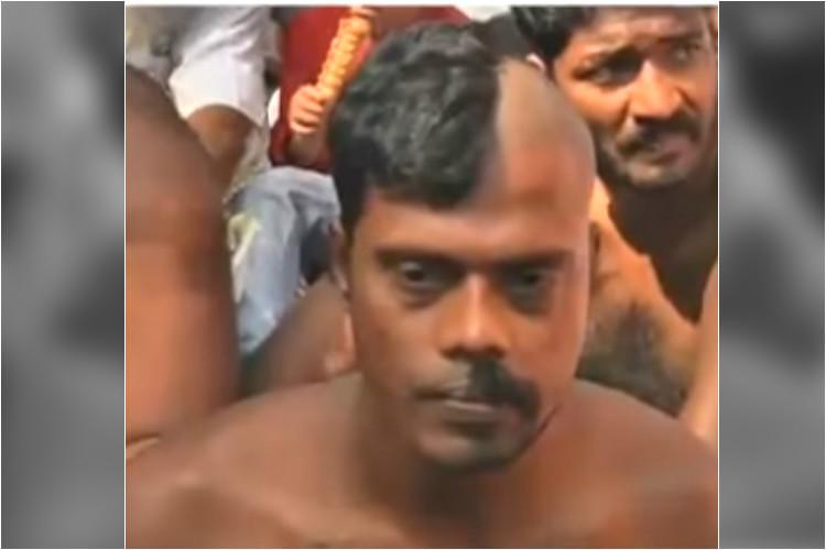 Acts of anguish 5 desperate steps TN farmers in Delhi have resorted to