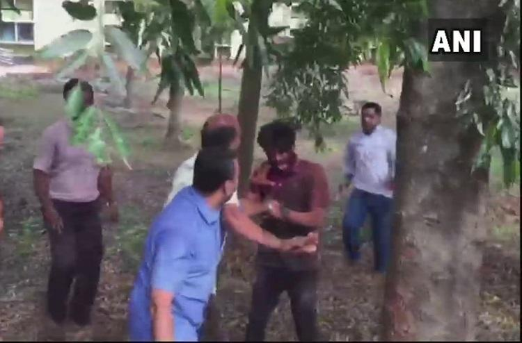 Kerala students attacked with stones for playing Holi Staff booked but no arrests yet