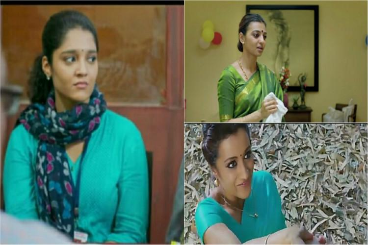 From Kumudhavalli to Rudra the Tamil female leads who surprised us in 2016
