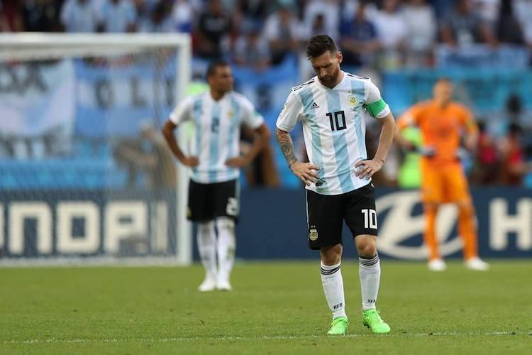 Argentina unsure about Messis future says interim coach