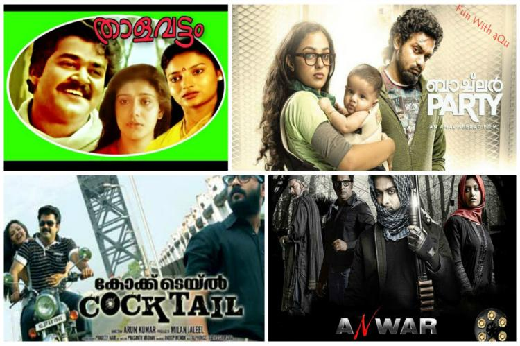Inspiration is a two-way road 50 Malayalam films inspired by other movies