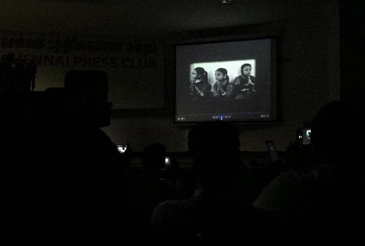 Anti-Sterlite group screens film on pollution despite Chennai police objection