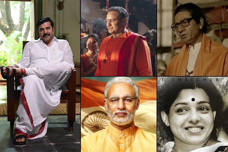Biopics on politicians fail at box-office What does the audience want