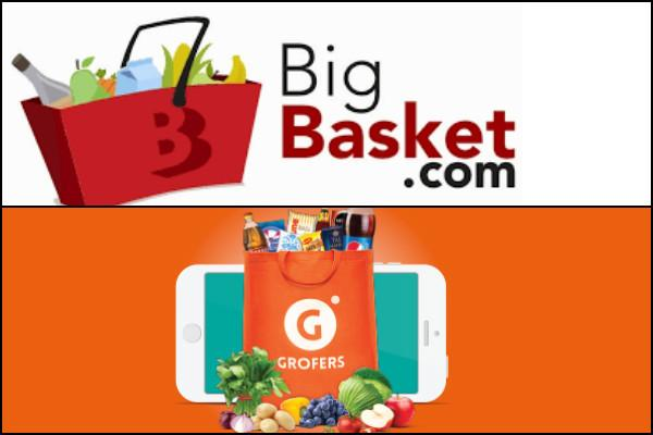 Online grocery players BigBasket and Grofers begin talks for a possible merger