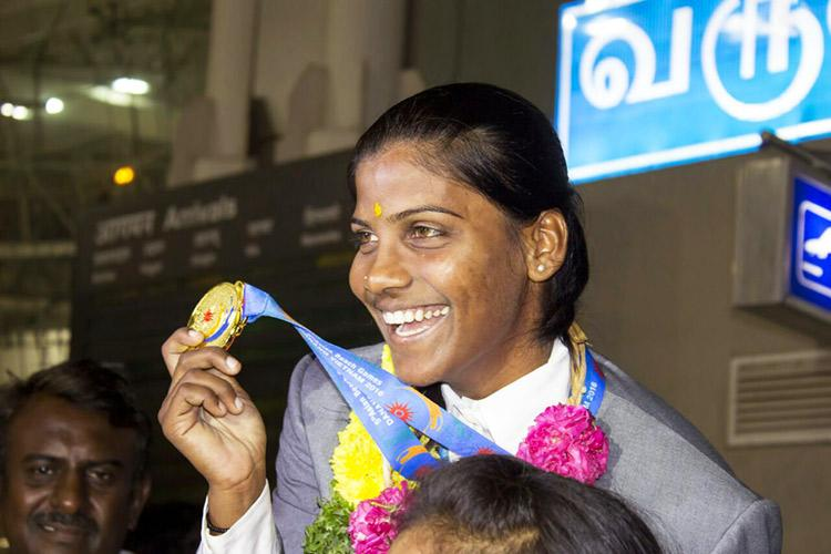 Going for gold This TN Kabaddi player overcame family pressure to win honours for India