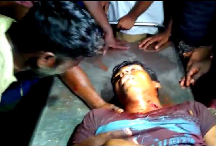 Exclusive Indian fisherman shot by SL Navy was alive for 45 mins no help came says witness
