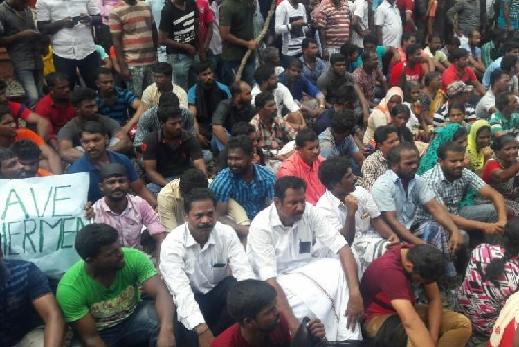 Will ignoring fishermen after cyclone Ockhi cost AIADMK the RK Nagar bye polls