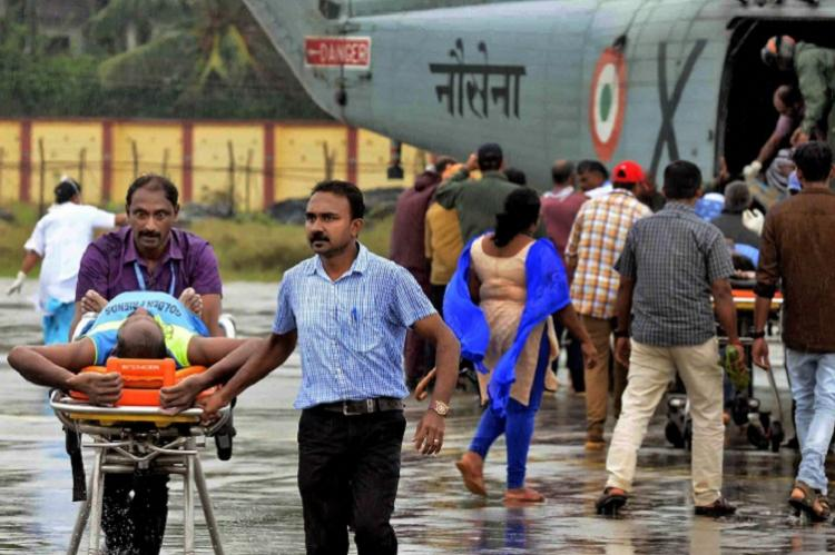 Cyclone Ockhi 12 more bodies found in Kerala death toll hits 66